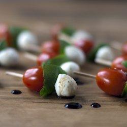 Mozzarella Skewers Recipe