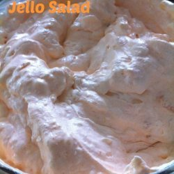 Dreamsicle Salad