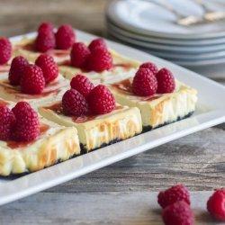Raspberry Swirl Dessert