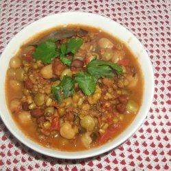 Mix Bean Curry