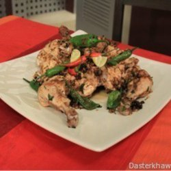 Tawa Chicken