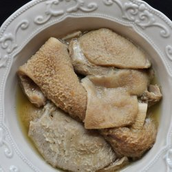 Shkembe Chorba (Tripe Soup)