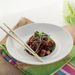 Sticky Pork Stir Fry