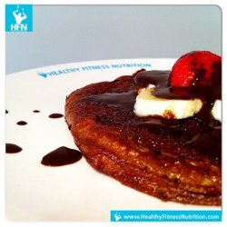 Low-Carb Protein Pancakes