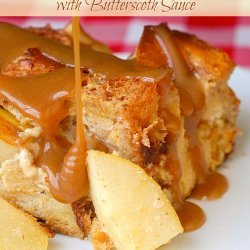 Spiced Bread Pudding