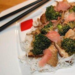 Teriyaki Pork recipe