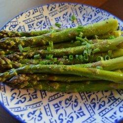 Lemon Buttered Asparagus