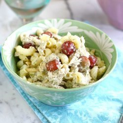 Chicken-Avocado Pasta Salad