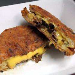 Deep Fried Cheese