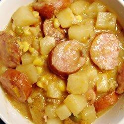 Sausage Potato Bake