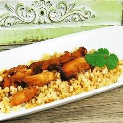Microwave Chicken Teriyaki