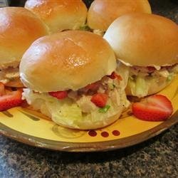 The Girls' Chicken Sandwiches