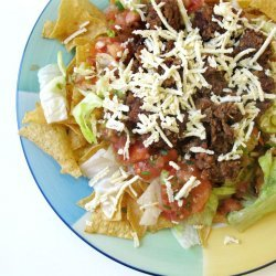 Vegetarian or Vegan Taco Salad