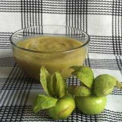 Tomatillo-Pineapple Salsa