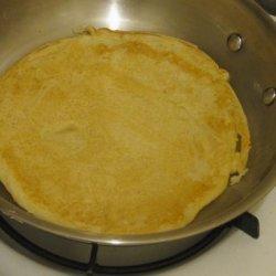 Easy Ghee Pancake