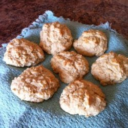 Cloud Biscuits Gluten Free