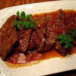 Swiss Steak (Crock Pot)