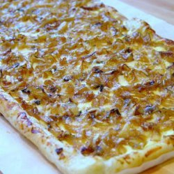 Caramelized French Onion Tart
