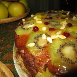 Exotic Fruits Cake