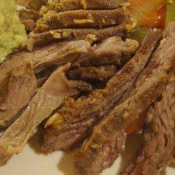 Skirt Steak Fajitas recipe