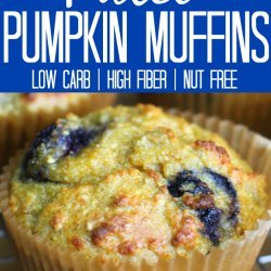 Pumpkin Muffins (Paleo)