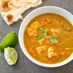 Mulligatawny Soup ( Chicken )