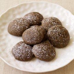 Filled Devil's Food Cookies