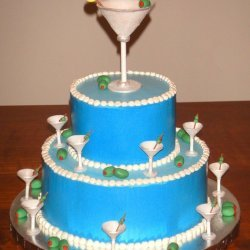 Birthday Cake Martini