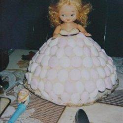 Dolly Varden Cake recipe
