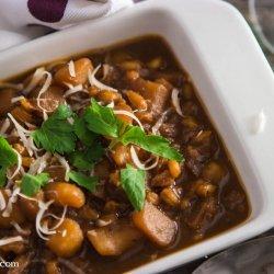 Barley Leek Soup