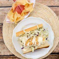 Oh My Cod! Sandwich