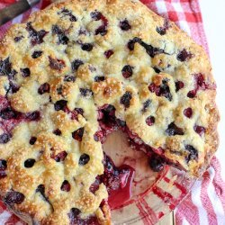 It's the Berries  Pie