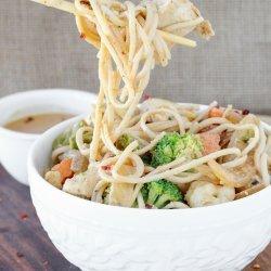Easy Thai Chicken & Noodles
