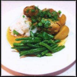 Brazilian Chicken Curry