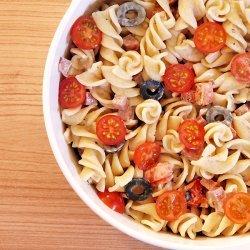 Italian  Pasta  Salad -