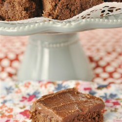 Chocolate Syrup Brownies