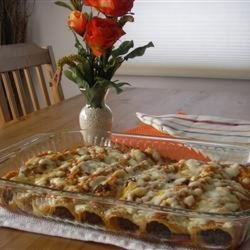 Shredded Beef Enchiladas recipe