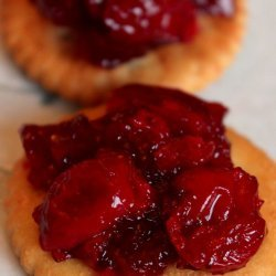 Currant and Cherry Preserves
