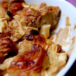 Apple-Raisin Bread Pudding