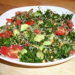Kale and Avocado Salad recipe