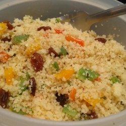 Couscous Salad (Vegan)