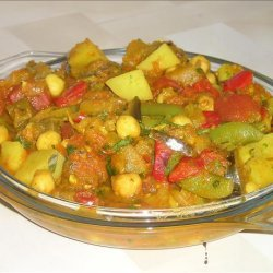 Spiced Vegetable Stew