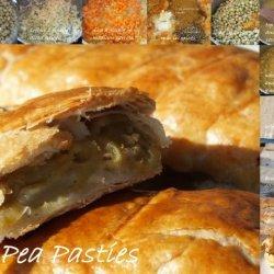Maltese Pea Pasties - Pastizzi Tal Pizelli recipe