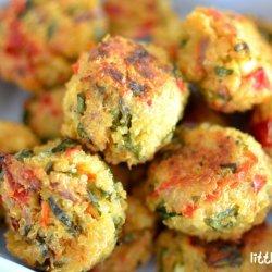 Spinach Feta Balls