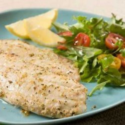 Garlic Herb Tilapia