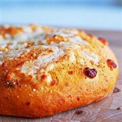 Sun-Dried Tomato Focaccia Bread