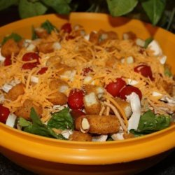 Southern Twist Oriental Chicken Salad recipe