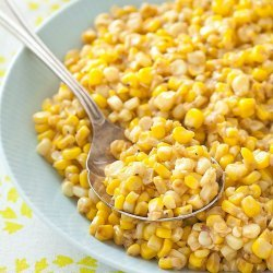 Skillet Fried Corn