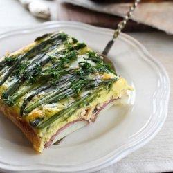 Salmon Egg Bake