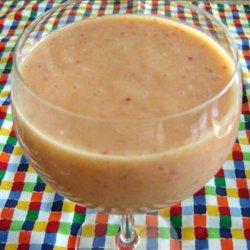 Mandarin Berry Smoothie